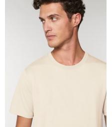 TEE-SHIRT Homme épais 220g coton bio couleur coton Naturel sans teinture