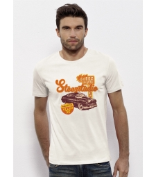 TEE-SHIRT Coton Bio doux Visuel US Motors Leads 92