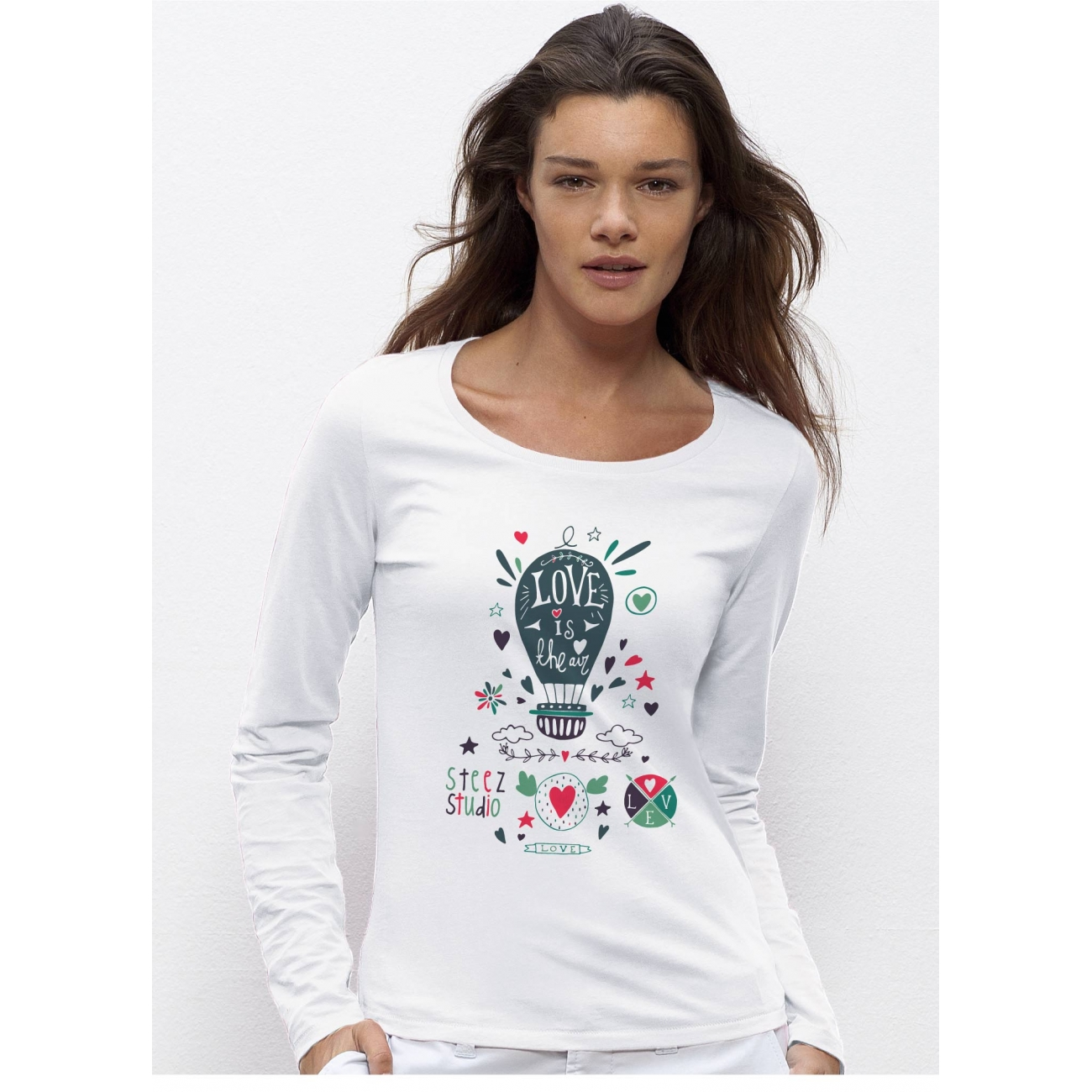 http://tee-shirt-bio.com/2961-thickbox_default/tshirt-femme-manches-longues-coton-bio-equitable-blanc-doux-et-leger-visuel-ecolo-loves.jpg