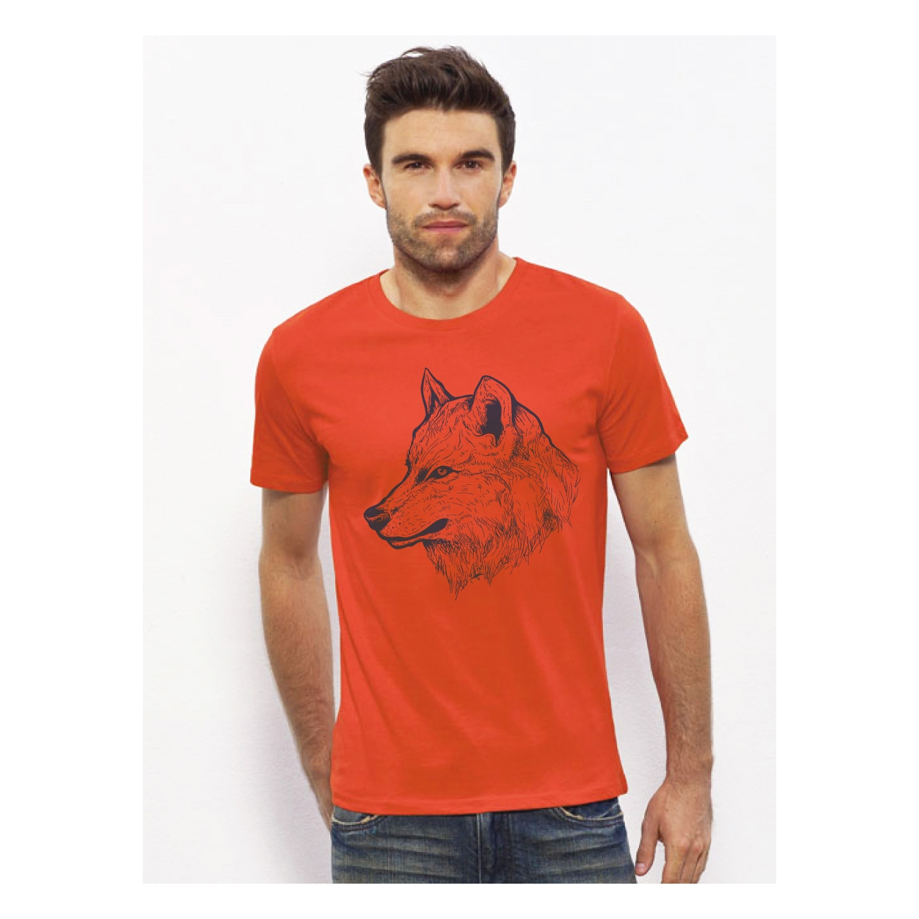 https://tee-shirt-bio.com/3683-thickbox_default/tee-shirt-homme-100-coton-bio-doux-equitable-orange-imprime-loup-leads-189.jpg