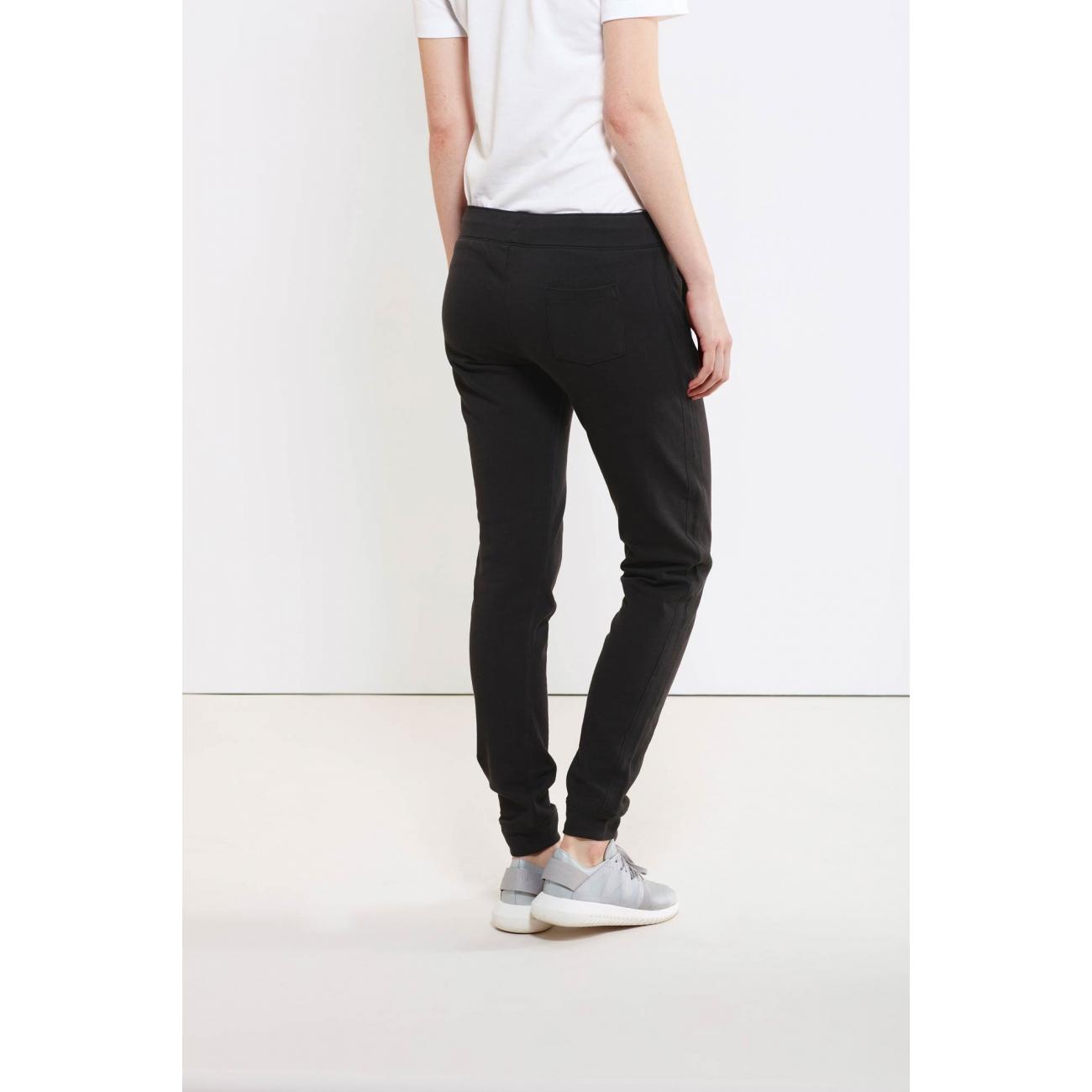 Pantalon de Jogging en coton Bio,noir pour Femme - STEEZSTUDIO mode ... 8cb5071736ae