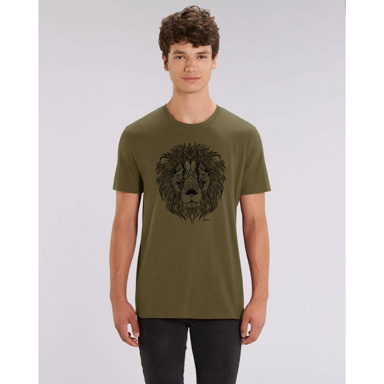 https://tee-shirt-bio.com/8161-thickbox_default/tee-shirt-couleur-kaki-anglais-coton-bio-impression-lion-noir-creator.jpg