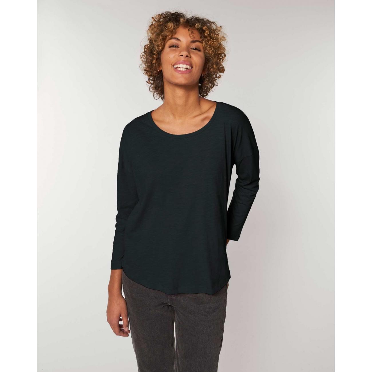 https://tee-shirt-bio.com/9208-thickbox_default/tshirt-femme-manches-34-epaules-tombantes-manches-serrees-coton-bio-fwf-noir-flamme-.jpg