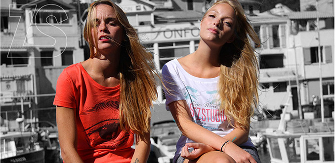 teeshirt filles marseille vallon des auffes steezstudio