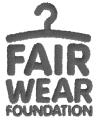 Label FAIR WEAR FOUNDATION