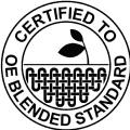 label oe blended standard